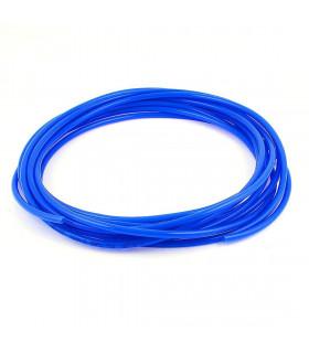 Шланг ПВХ, 4 мм, синий