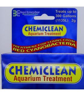 Препарат Chemi Clean  для борьбы с красными, черными и сине-зелёными водорослями 2гр, до 1135л