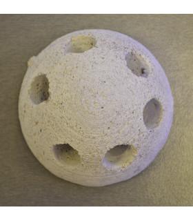 Подставка сферическая под плашки (6 лунок)