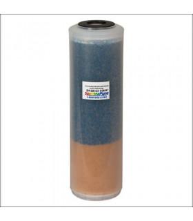 Картридж с цветоиндицирующей смолой, антисиликатный SuperDI SilicaBuster DI Cartridge