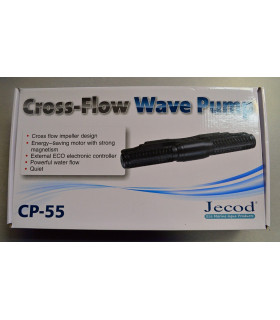 Помпа течения (турбинная) Jebao CROSS-FLOW Wave Maker CP-55,50 Вт,20500 л/ч,с контроллером